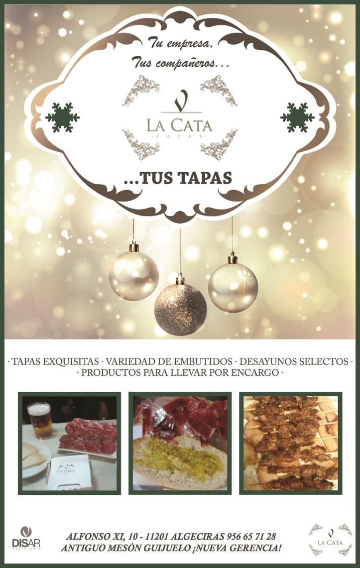 La Cata Bar de Tapas en el centro de Algeciras