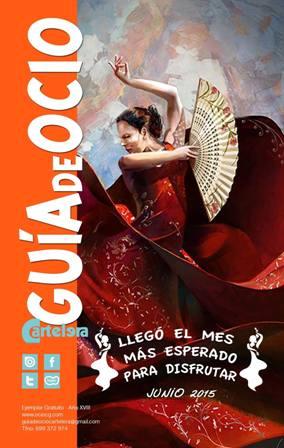 Guía de Ocio Junio 2015 Edicion Feria de Algeciras