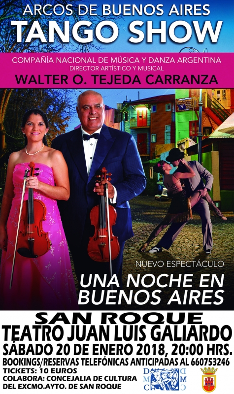 tango-show