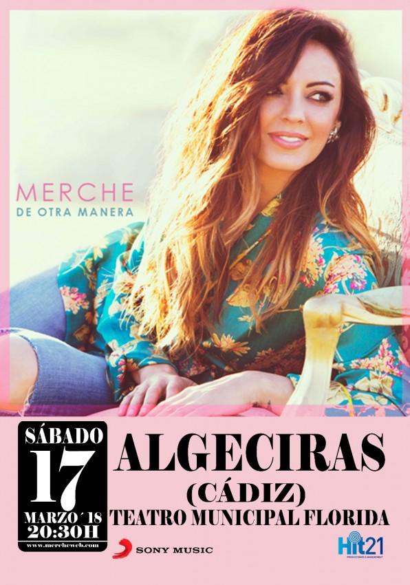 Merche en Algeciras
