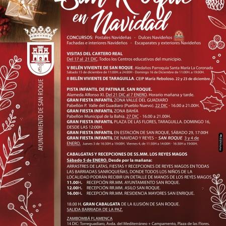 Programa San Roque en Navidad 2018